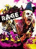 The Art Of Rage 2 (DARK HORSE BOOK)