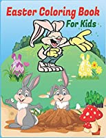Easter Coloring Book for Kids: Funny Easter Day Coloring Book for Children | Easter Egg Coloring Book for Kids | Easter Bunny Coloring Book for Kids