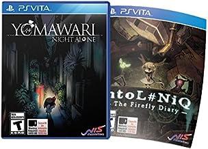 YOMAWARI NIGHT ALONE for Playstation Vita