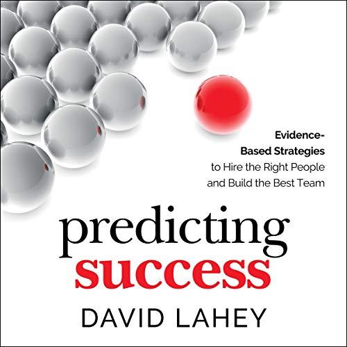Predicting Success cover art