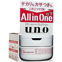 《セット販売》 資生堂 ウーノ クリームパーフェクション (90g)×6個セット オールインワンジェル uno