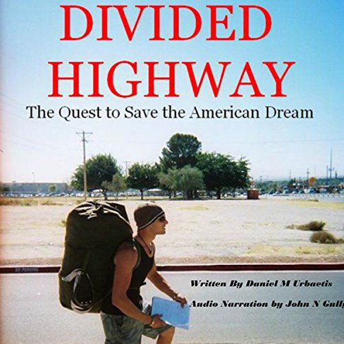 Divided Highway audiobook cover art
