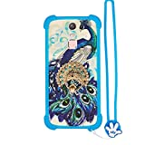 Case for thomson DELIGHT TH201 Case Silicone border + PC