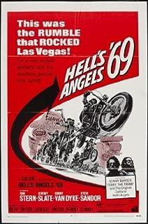 Hells Angels 69 Movie Poster 24inx36in