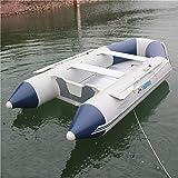 フィッシングボートゴムボート インフレータブルボート 3人