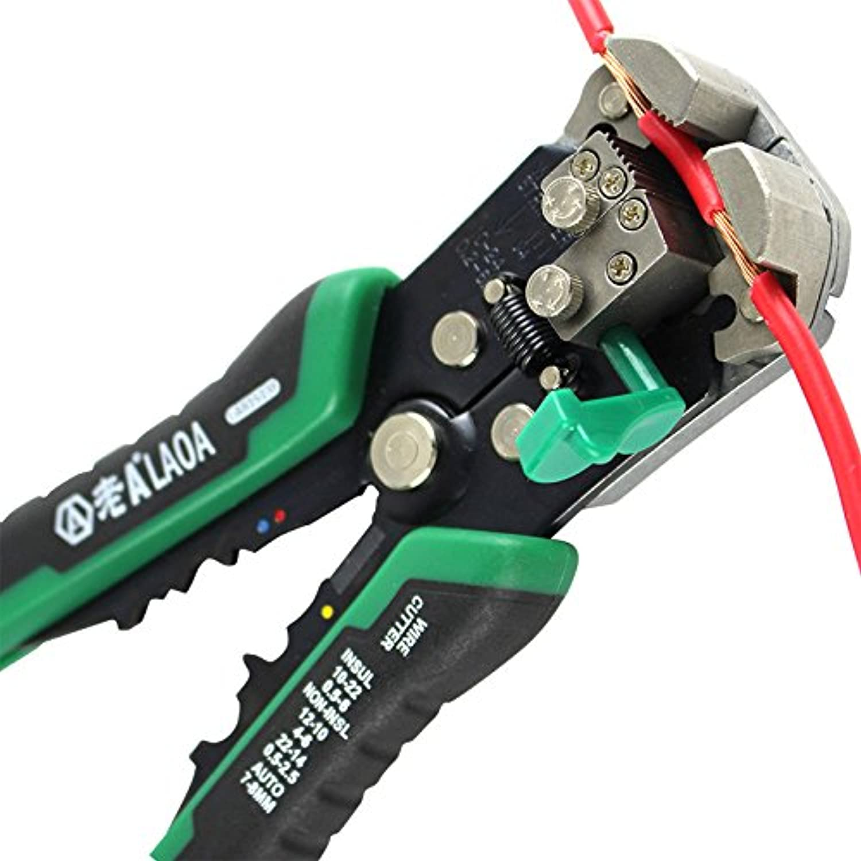 Na, Na, Na, Rot  LAOA Automatischer Abisolierwerkzeug für elektrische Kabelabisolierwerkzeuge, hergestellt in Taiwan B077XVXRRY | Komfort  4b6f56