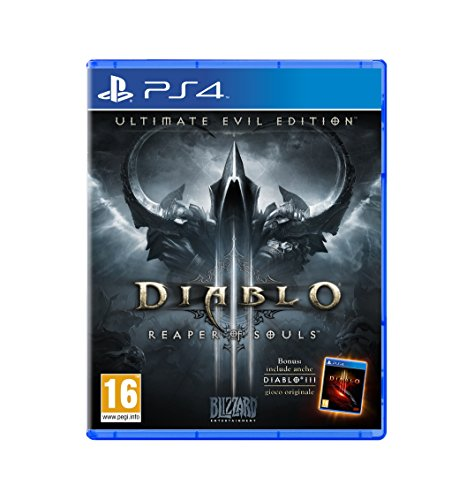Activision Sw Ps4 87178 Diablo III Ultimate Evil Edition