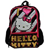 Collectible 17' Large Hello Kitty Backpack W/Padded Laptop Compartment
