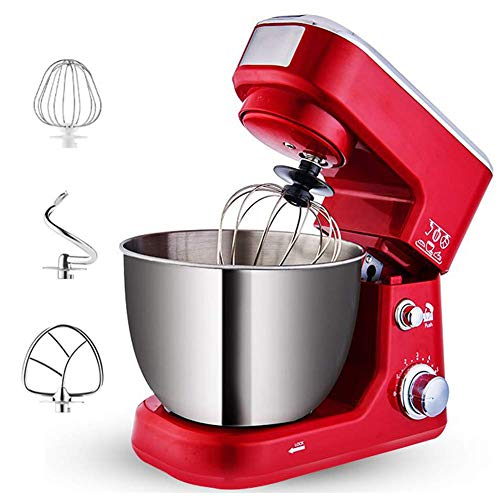 Great Features Of Stand Mixer,6-Speed 600 W Stand Mixer,4L Stainless Steel BowlKitchen Electric Doug...