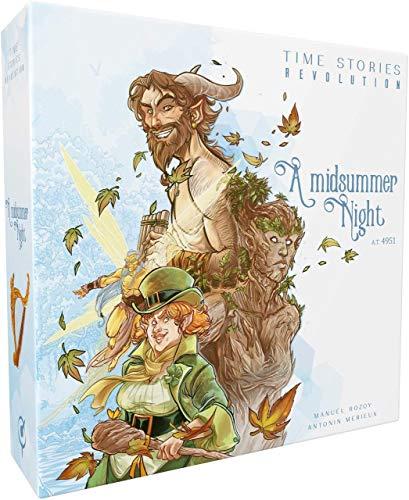 Asmodee A Midsummer Night: Time Stories Revolution