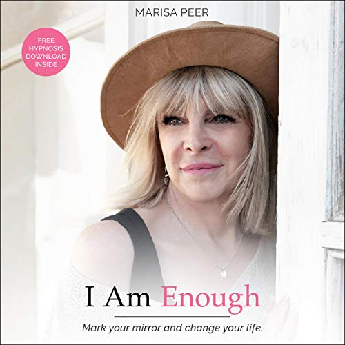 『I Am Enough: Mark Your Mirror and Change Your Life』のカバーアート