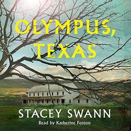 『Olympus, Texas』のカバーアート