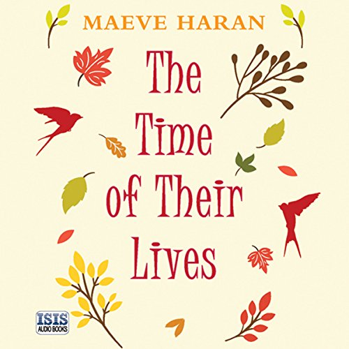 The Time of Their Lives audiobook cover art