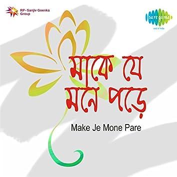 Make Je Mone Pare
