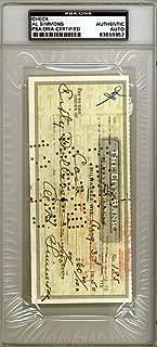 al simmons autograph