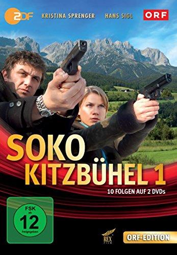 SOKO Kitzbühel - Box 1: Folge 1-10 (2 DVDs)