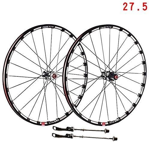Juego de ruedas de bicicleta de montaña 26/27.5/29 pulgadas, MTB Rueda trasera...