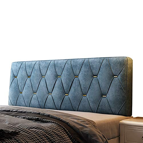LIANGJUN Hoofdbord Bed Rugleuning Kussen Muur Kussen Lumbar Pad Zachte Case Pu slijtvaste Sponge Vullen Makkelijk schoon te maken, 4 Kleuren, 7 Size