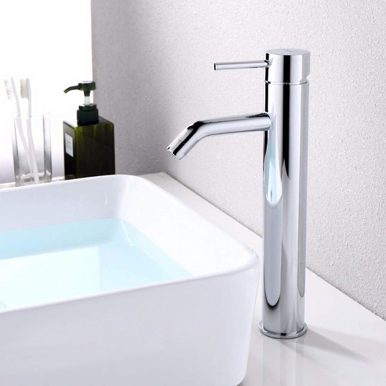 Lddpl New Basin Sink Faucet Water Mixer Water Tap Bath Faucet Brass Bathroom Mixer Tap Wash Basin Sink