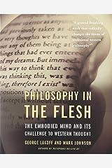 Philosophy In The Flesh Paperback