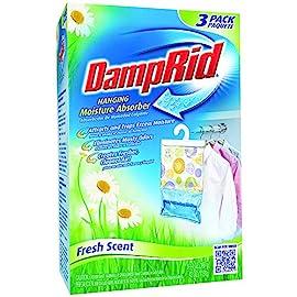Damp rid hanging moisture absorber fresh scent 3-bag 14 ounces each (pack of 1) 1 fresh flower scent