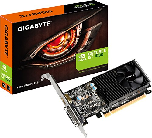 Gigabyte GeForce GT 1030 Low Profile 2G N1030D5-2GL