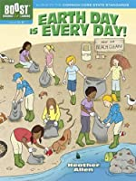 BOOST Earth Day Is Every Day! Activity Book (BOOST Educational Series)