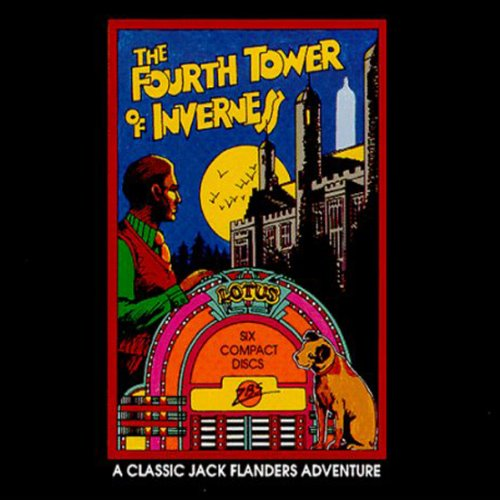 The Fourth Tower of Inverness cover art