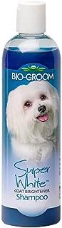 BioGroom Super White Coat Brightener Shampoo, 12 oz