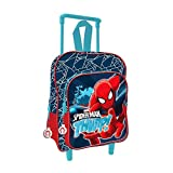 Spiderman AS067-2017 - Mochila Infantil, 37 cm, Multicolor