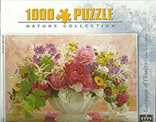 Language of Flowers - Ulrike Schneiders - Nature Collection - King Jigsaw Puzzle - 1000 Pieces by King Puzzles