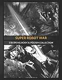 Coloring Book & Poster Collection: Super Robot War Gundam Displate Anime & Manga