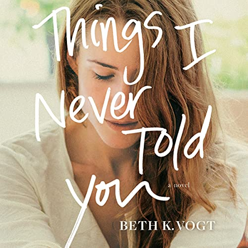 Things I Never Told You cover art