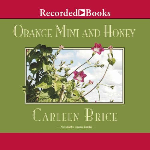 Orange Mint and Honey audiobook cover art