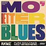 Mo' Better Blues (feat. Marco Evangelista) [Explicit]