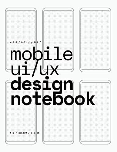 Mobile UI/UX Design Notebook