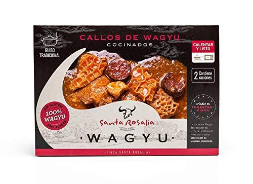 Callos de Wagyu cocinados 2 raciones 425g