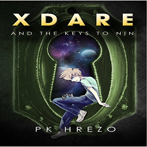 Couverture de X Dare and the Keys to Nin