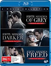 Fifty Shades Of Grey / Fifty Shades Darker / Fifty Shades Freed : Triple Franchise Pack