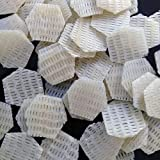 Utsav Ready to Fry 3D Diamond Shape Papad _Homemade papad Food Snack Chips_with Chaat Masala (1000)
