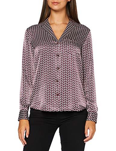Seidensticker Damen Bluse – Fashion Bluse - Reverskragenbluse - Regular Fit –...
