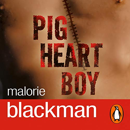 Pig-Heart Boy cover art