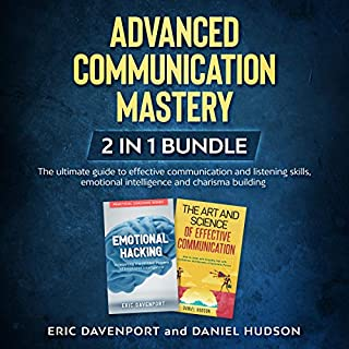 Advanced Communication Mastery audiobook cover art