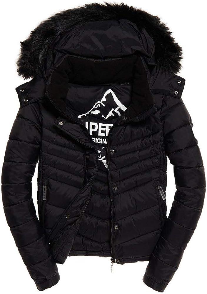 Superdry Women's Fuji Slim 3 in 1 Jacket