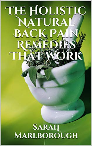 The Holistic Natural Back Pain Remedies That Work (English Edition)