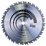 Bosch Professional Zubehör 2608640703 Kreissägeblatt Construct Wood 400 x 30