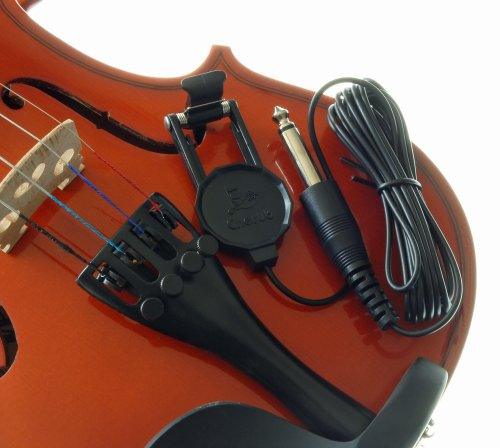 Cherub - Micro sensor con Jack para violín y viola