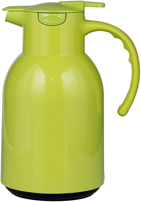 YINUO Cups Thermos Haushalt Isolation Topf Edelstahl Isolationskessel Europäischen Warm Kettle Thermos 1.5L B07PHRKJ8P  Günstige Bestellung