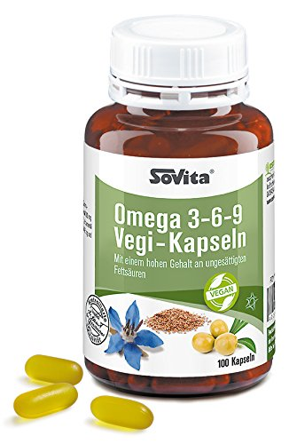 Omega 3-6-9 Vegi-Kapseln