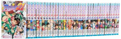 アイシールド21 コミック 全37巻完結セット (ジャンプコミックス)